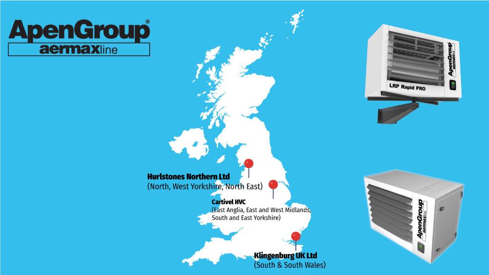 Apen Distributors UK